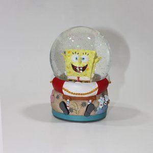 Spongebob Musical Snow Globe 2006